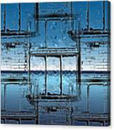 The Looking Glass Reprised Canvas Print