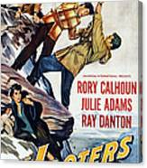 The Looters, Us Poster, Bottom Canvas Print