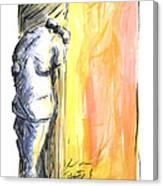 The Loss 2010 Canvas Print