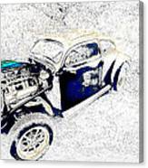 The Love Bug Canvas Print