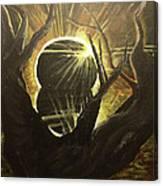 The Luminous Eclipse  Canvas Print