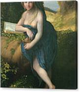 The Magdalene, C.1518-19 Oil On Canvas Canvas Print