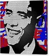 The Man Who Killed Osama  Canvas Print