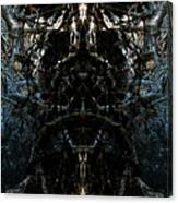 The Maw Of Evil Canvas Print