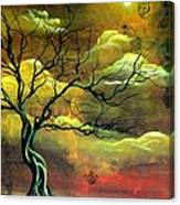 The Memory Tree Canvas Print