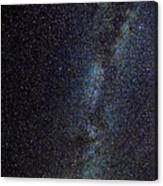 The Milky Way Galaxy  Canvas Print