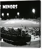 The Minors Usa Canvas Print