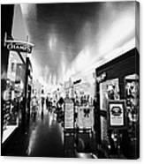 the miracle mile shops at planet hollywood casino Las Vegas Nevada USA Canvas Print