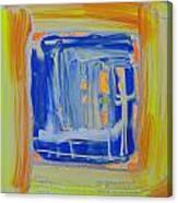 The Mirror. Canvas Print