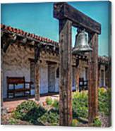 The Mission Bell Canvas Print