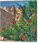 The Monastery Canvas Print