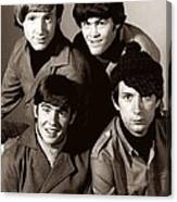 The Monkees 2 Canvas Print