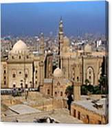 The Mosque Of Al-azhar Canvas Print