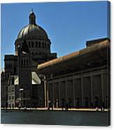 The Mother Church Canvas Print