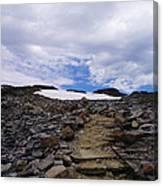 The Muir Trail Canvas Print