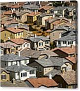 The Neighborhood Canvas Print
