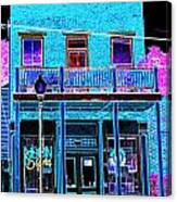 The Neon Sign Co In Neons Canvas Print