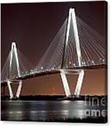 The New Cooper River Bridge Canvas Print