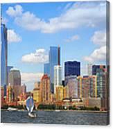 The New New York Skyline Canvas Print