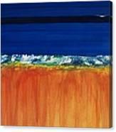 The Next Big Wave Canvas Print