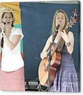 The Nields Canvas Print