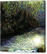 The Night Of Nereides By Yujin Chung 9th Grade Canvas Print