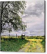 The North Pasture Canvas Print