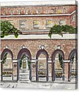 The Nyu Law School Canvas Print