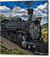 The Old 481 Canvas Print