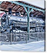 The Old 950 Canvas Print