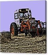 The Old Allis  Canvas Print