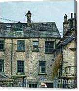 The Old Brewery Kendal Canvas Print