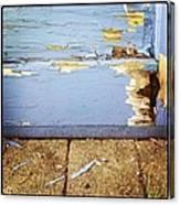 The Old Door Canvas Print
