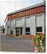 The Old Grand Marnier Distillery Canvas Print
