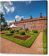 The Old Hall  Canvas Print