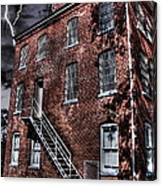 The Old Jail Canvas Print