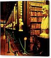 The Old Library Trinity College Dublin Ireland Canvas Print