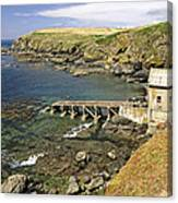 The Old Lizard Lifeboat Station Canvas Print