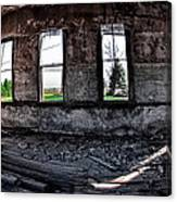 The Old Schoolhouse Canvas Print