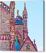 The Old South Church Boston Canvas Print
