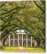 The Old South Version 2 Canvas Print