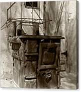 The Old Stewart Canvas Print
