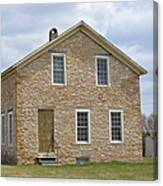 The Old Stone House Canvas Print
