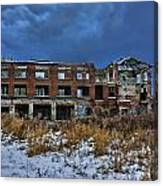 The Old Tannery Canvas Print