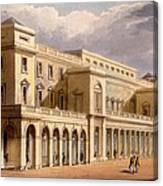 The Opera House, Formerly The Lyceum Canvas Print