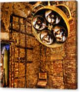 The Operating Room - Eastern State Penitentiary Canvas Print
