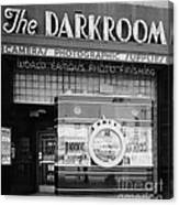 The Original Darkroom Canvas Print