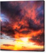 The Other Evening Canvas Print