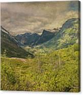 The Other Side Of Trollstigen Norway Canvas Print
