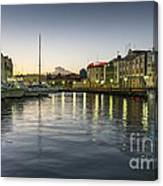 The Outer Basin Canvas Print